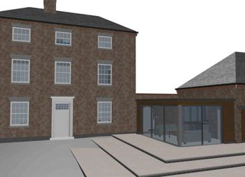 Thumbnail 6 bed detached house for sale in Tutbury Road, Needwood, Burton-On-Trent, Staffordshire