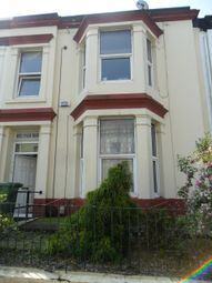 Thumbnail 1 bed flat to rent in Hill Park Crescent, Mutley