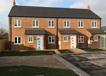 Thumbnail 3 bedroom end terrace house for sale in Wren Garth, Holme Farm Court, Main Street, Beeford