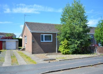 Thumbnail 3 bed semi-detached bungalow for sale in Montrose Road, Causewayhead, Stirling