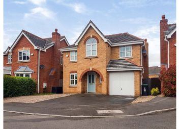 Thumbnail 4 bed detached house for sale in Maun Close, Sutton-In-Ashfield