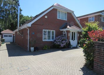 Thumbnail 3 bedroom detached house for sale in Southern Road, West End, Southampton