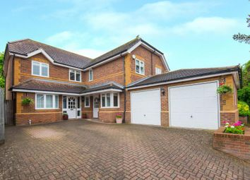Thumbnail 5 bed detached house for sale in Athenia Close, Goffs Oak, Hertfordshire