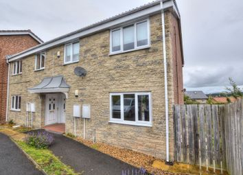Thumbnail 2 bed flat to rent in Clive Gardens, Alnwick, Northumberland