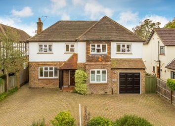Thumbnail 5 bed detached house to rent in Orchard Road, Shalford, Guildford