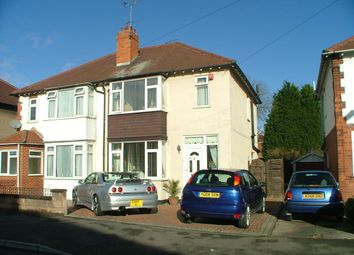 Thumbnail 3 bed semi-detached house to rent in Courtland Drive, Alvaston, Derby