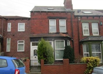 Thumbnail 1 bedroom terraced house to rent in Landseer Avenue, Bramley, Leeds