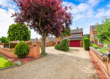 Thumbnail 4 bed detached house for sale in Sun Road, Broome, Bungay