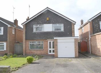 Thumbnail 4 bed detached house for sale in Brookhurst Avenue, Bromborough, Wirral