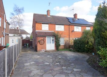 Thumbnail 3 bed semi-detached house for sale in Westfield Road, Camberley