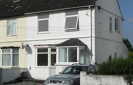 Thumbnail 3 bed semi-detached house to rent in Jubilee Road, Higher St. Budeaux, Plymouth