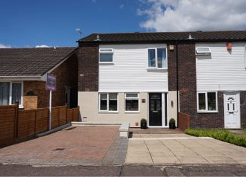 Thumbnail 3 bed end terrace house for sale in March Way, Coventry