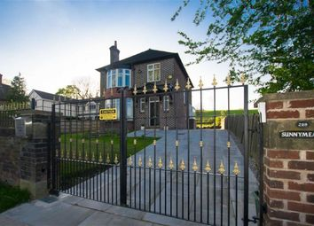 Thumbnail 3 bed detached house for sale in Wakefield Road, Heyrod, Stalybridge