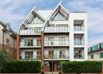 Thumbnail 2 bed flat for sale in Wentworth House, Pyrford Road, West Byfleet, Woking