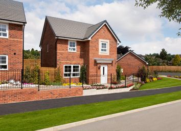 "Thumbnail 4 bed detached house for sale in ""Kingsley"" at Holme Way, Worksop"