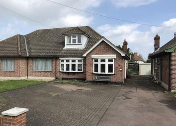 Thumbnail 3 bed bungalow for sale in Pilgrims Hatch, Brentwood, Essex
