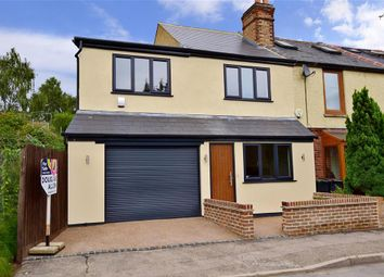 Thumbnail 3 bed end terrace house for sale in Allnutts Road, Epping, Essex