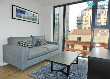 Thumbnail 1 bed flat to rent in The Bank, Sheepcote Street, Birmingham