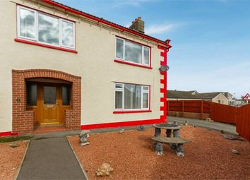 Thumbnail 5 bed semi-detached house for sale in Outgang Road, Aspatria, Wigton, Cumbria