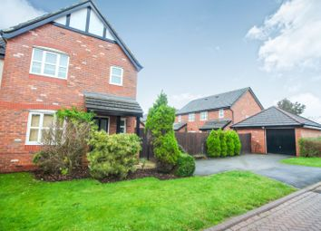 Thumbnail 3 bedroom end terrace house to rent in Delamere Close, Barnton, Northwich