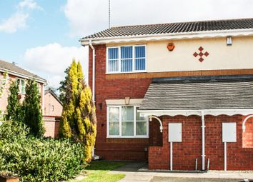 Thumbnail 2 bed terraced house to rent in Bedlam Wood Road, Northfield, Birmingham
