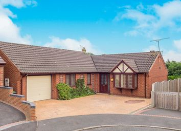 Thumbnail 3 bed bungalow for sale in Sharrard Close, Underwood, Nottingham