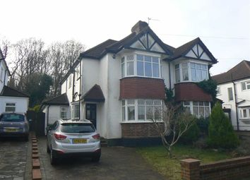 Thumbnail 3 bedroom semi-detached house for sale in Spring Gardens, Chelsfield, Orpington