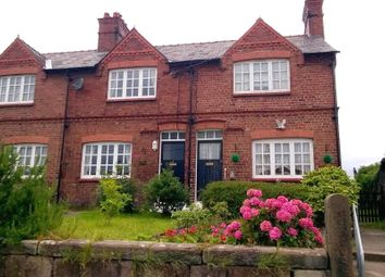 Thumbnail 2 bedroom terraced house to rent in Old Hall Cottages, Dunham On The Hill, Frodsham