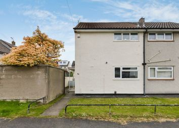 Thumbnail 2 bed semi-detached house for sale in Shortwood Road, Bristol