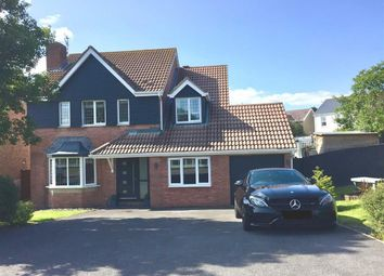 Thumbnail 4 bed detached house for sale in Waun Deri, Pembrey, Burry Port