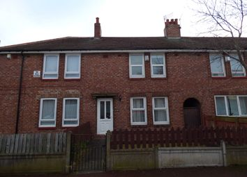 Thumbnail 3 bed terraced house to rent in Cresswell Street, Walker, Newcastle Upon Tyne