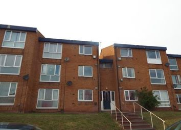 Thumbnail 2 bed flat for sale in Princess Close, Gedling, Nottingham, Nottinghamshire