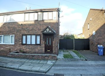 Thumbnail 3 bedroom semi-detached house for sale in Inglis Road, Liverpool
