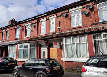 Thumbnail 6 bed terraced house to rent in Banff Road, Rusholme