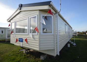 Thumbnail 3 bed mobile/park home for sale in New Beach Holiday Park, Hythe Road, Dymchurch