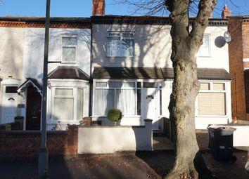 Thumbnail 4 bedroom terraced house for sale in Oliver Road, Erdington, Birmingham.