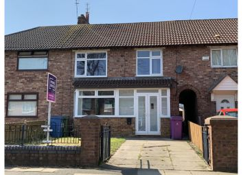 Thumbnail 3 bed terraced house for sale in Outer Forum, Liverpool