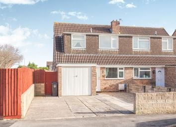 Thumbnail 3 bedroom semi-detached house for sale in Kingfisher Road, Worle, Weston-Super-Mare