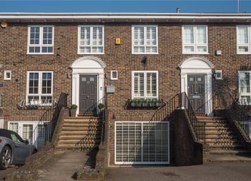 Thumbnail 4 bed terraced house for sale in Manor Road, Teddington