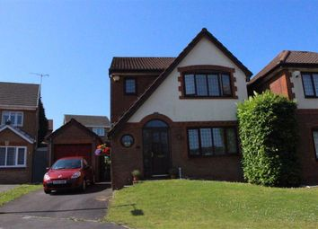 Thumbnail 3 bed detached house for sale in Ffordd Dryden, Killay, Swansea