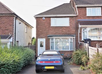Thumbnail 2 bed end terrace house for sale in Carmodale Avenue, Birmingham