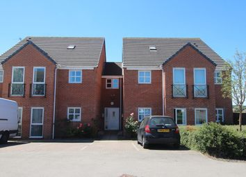 Thumbnail 2 bed flat for sale in Meadowbrook Close, Hednesford, Cannock