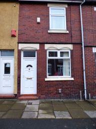 Thumbnail 2 bedroom terraced house to rent in Foley Street, Fenton, Fenton