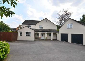 Thumbnail 4 bed detached house for sale in Green Lane, Hucclecote, Hucclecote Gloucester, Gloucestershire