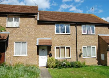 Thumbnail 2 bedroom terraced house for sale in Sycamore Close, Belstead, Ipswich