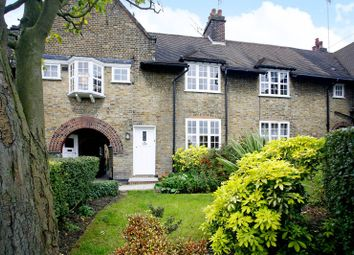 Thumbnail 3 bed cottage for sale in Asmuns Place, Hampstead Garden Suburb