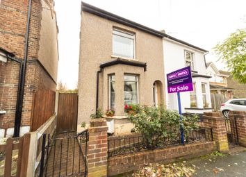 2 bed semi-detached house for sale in Dering Road, Croydon CR0