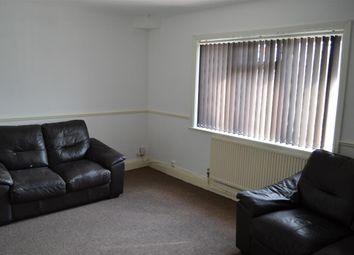 Thumbnail 3 bed flat to rent in Park Lane, Wednesbury