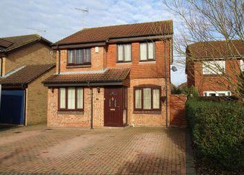 Thumbnail 3 bed detached house for sale in Maldwyn Close, Middleleaze, Swindon