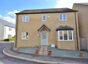 Thumbnail 4 bed detached house for sale in Breaches Close, Woodmancote, Cheltenham